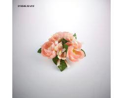 Corona di Ranuncolo rosa 215546.32