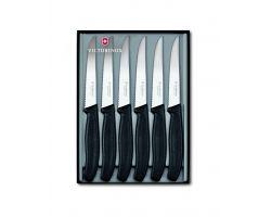Set 6 Coltelli da Bistecca SwissClassic 6.7233.6G