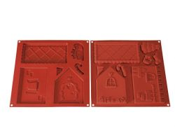 STAMPO IN SILICONE HSH01 HOME SWEET HOME 25.601.00.0060