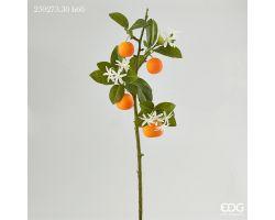 Ramo di Arancio con foglie e frutta H 66  250273.30