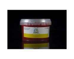 Colorante GIALLO UOVO Liposolubile in Burro di Cacao gr 200 BCL-GU