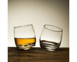 Set 6 Bicchieri da whisky Sagaform Rocking  5015280