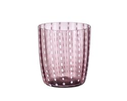 Bicchiere Tumbler Carnival Ametista LIVELLARA 720LS0916