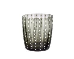 Bicchiere Tumbler Carnival Grigio Grey LIVELLARA 720LS0905