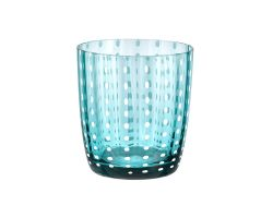 Bicchiere Tumbler Carnival LakeGreen LIVELLARA 720LS0919