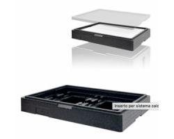 Inserto Hot&Cold System 60x40 50CIA006