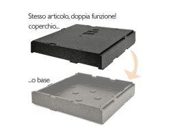 Base e/o coperchio 50X50 Ideal For Cake Genius 50CI5050BC