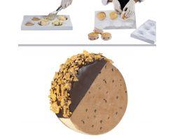 Kit Stampo Gelato biscotto ø 78 mm 10-0078