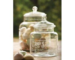Vaso Candy con Coperchio Piccolo 105530