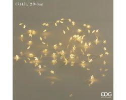 FILO LUCI LED STELLA 120 LED 9 METRI 674451.12