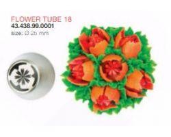 BOCCHETTA FLOWER TUBE 18 ø 25 mm Codice : 43.438.99.0001
