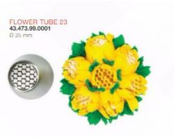 BOCCHETTA FLOWER TUBE 23 ø 25 mm Codice : 43.473.99.0001