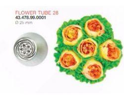 BOCCHETTA FLOWER TUBE 28 ø 25 mm Codice : 43.478.99.0001