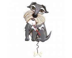 OROLOGIO LUCY DOG CON PENDOLO  P1656