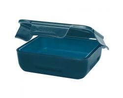 Lunch Box Doppia Parete Blu