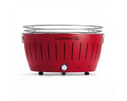 LOTUSGRILL XL Barbecue senza Fumo Rosso LG G435 RD