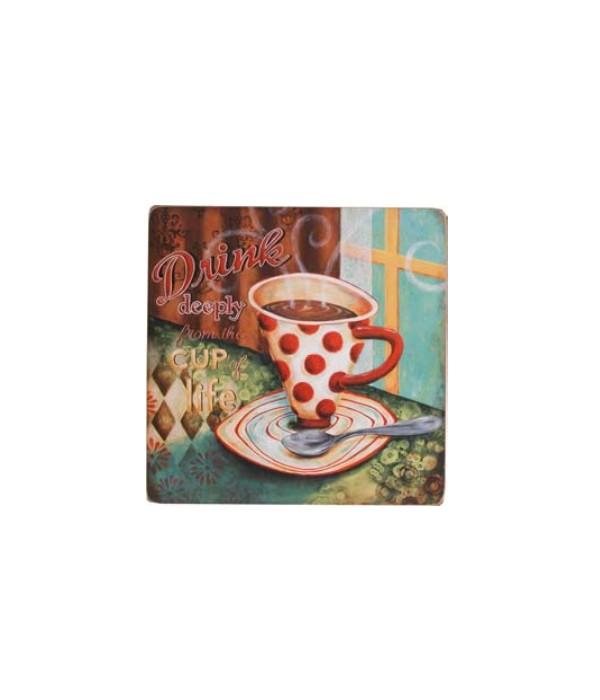 Quadro tazze caff 4669b arte della casa - Arte della casa ...