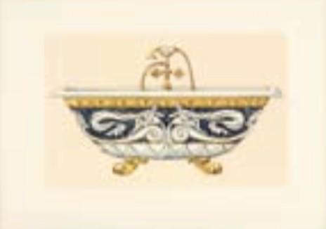 Vasca Da Bagno Quadro : Quadro vasca da bagno stile belle epoque e b