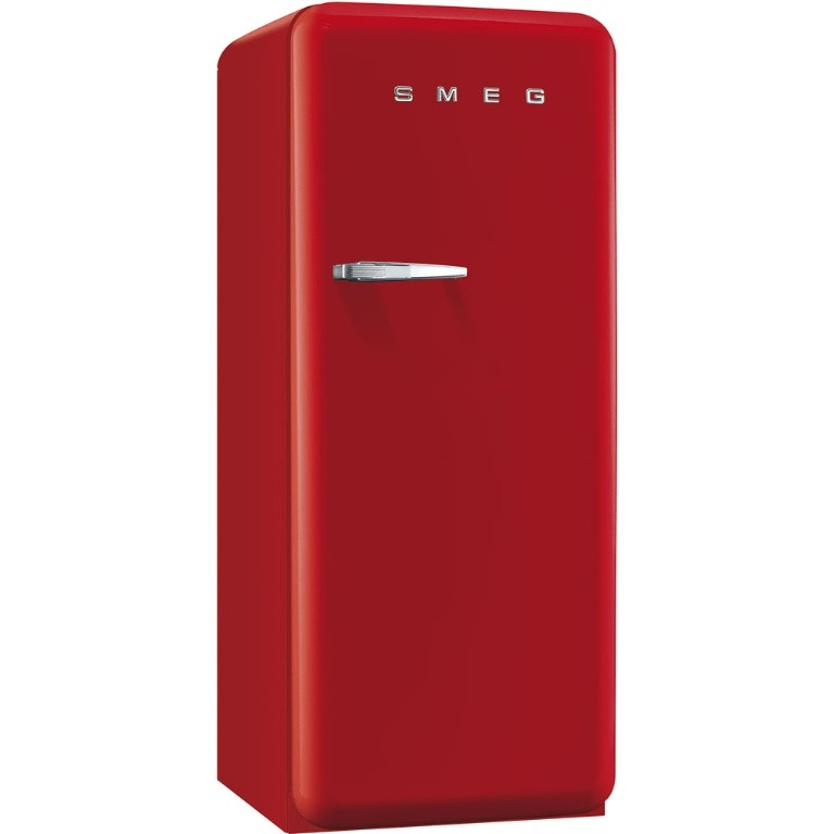 frigorifero smeg estetica anni \'50 a++ fab28rr1