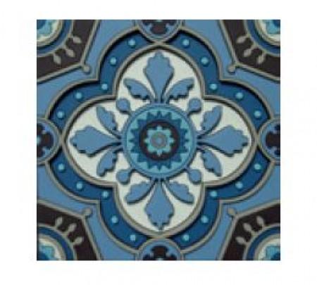 Sottobicchiere sejjadeh azur coa994011 arte della casa - Arte della casa ...
