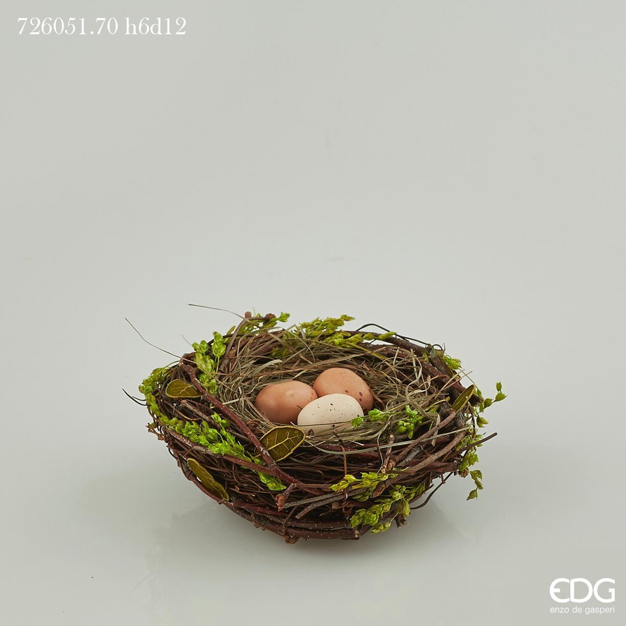 Nido con uova arte della casa - Arte della casa ...